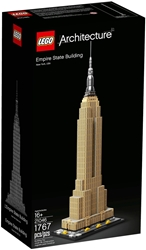 Picture of LEGO Architecture - Empire State Building (21046)