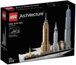 Picture of Lego Architecture 21028 - New york city