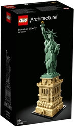 Picture of Lego Architecture 21042 Statue of Liberty