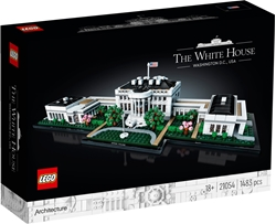 Picture of LEGO Architecture The White House (21054)