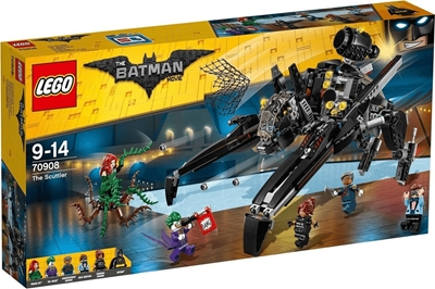 Picture of Lego Batman- The Scuttler 70908
