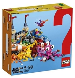 Picture of Lego Building Bigger Thinking 10404 - On the Seabed, Cool Children's Toys