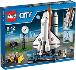Picture of LEGO City 60080 - Rocket Station