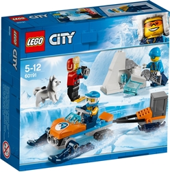 Picture of LEGO City Arctic Expedition Team 60191