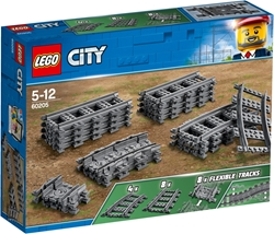 Picture of LEGO City Train Tracks 60205