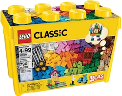 Picture of Lego Classic - Large blocks box (10698)