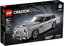Picture of LEGO Creator Expert James Bond Aston Martin DB5 (10262) LEGO for collectors