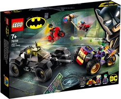 Picture of LEGO DC Super Heroes - Joker's Trike Chase (76159)