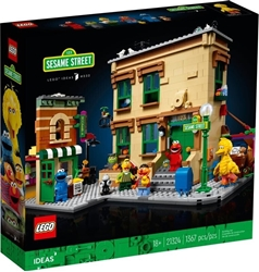 Picture of LEGO Ideas -123 Sesame Street