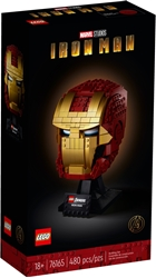 Picture of LEGO Marvel Iron Mans Helm (76165)