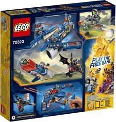 Picture of Lego NEXO KNIGHTS- Aaron Fox's Aero-Striker V2 (70320)