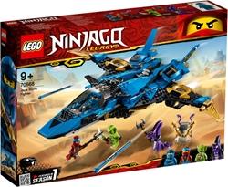 Picture of LEGO NINJAGO 70668 Jay's Thunder Jet