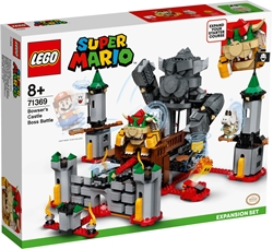 Picture of LEGO Super Mario - Bowser's Fortress (71369)