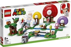 Picture of LEGO Super Mario - Toad's Treasure Hunt (71368)