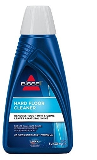 Picture of Bissell 1144N Hard Floor Cleaner Detergent for all hard floor cleaning appliances, 1 x 1 liter