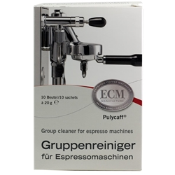 Picture of ECM Brewing Cleaner, Group Espresso Machine Cleaner Bags 20g (10 pcs.)