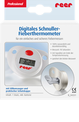 Picture of Pacifier digital fever thermometer