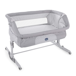 Picture of Chicco Next2me Dream 04079445540000 Cot Grey