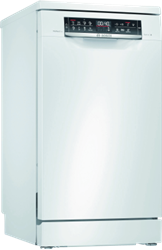Picture of Bosch SPS6ZMW35E series | 6, dishwasher (white, Home Connect)