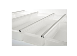 Picture of  NINKA CUISIO cutlery insert for LEGRABOX KB 600, white plastic