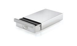 Picture of ECM brewing drawer, polished stainless steel, 20.5 x 30.5 cm