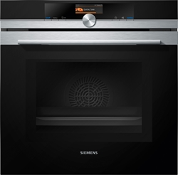 Picture of  Siemens iQ700 HM676G0S1 oven with integrated microwave