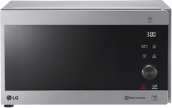 Picture of LG microwave MH 6565 CPS, grill, 25 l, Smart Inverter technology, real glass front