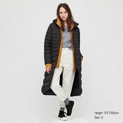 Picture of WOMEN'S LONG ULTRA LIGHT DOWN COAT