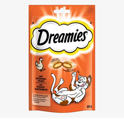 Picture of Snack for cats with chicken, 60 g