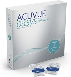 Picture of Johnson & Johnson Acuvue Oasys 1-Day with HydraLuxe (90 pcs.)
