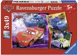 Picture of Ravensburger On the race track +5 3X49pc
