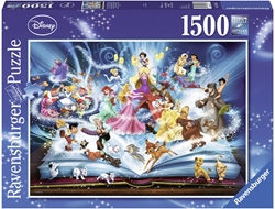 Picture of Ravensburger Puzzle 16318 - Disney's Magic Storybook
