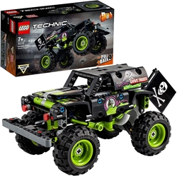 Picture of LEGO Technic - 2 in 1 Monster Jam Grave Digger (42118)
