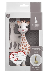 Picture of Vulli Sophie the Giraffe Set (516330)