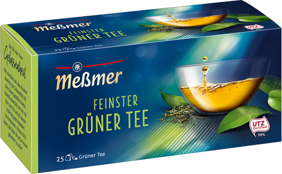 Picture of Green tea - Mebmer