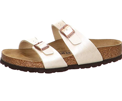Picture of BIRKENSTOCK Sydney, Colour: Graceful Pearl White, SIZE 42