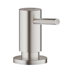 Picture of GROHE Cosmopolitan soap dispenser stainless steel, 40535DC0