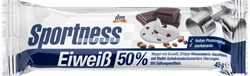 Picture of Sportness Protein bar 50%, 45 g