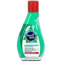 Picture of Dontodent Mouthwash antibacterial, 125 ml