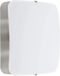 Изображение Eglo Cupola (95967) LED Wall Light Matte Nickel/White 'Ella' Cup 11 Watt Class A + [Energy Class A+]