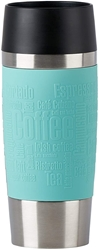 Picture of Emsa 513357 Thermal Travel Mug Standard Design Pack of 1 x 360 ml Color : MINT