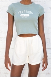 Picture of Brandy Melville ASHLYN HAMPTONS EST. 1991 NEW YORK TOP