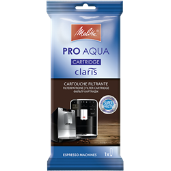 Picture of Melitta PRO AQUA filter cartridge for fully automatic coffee machines