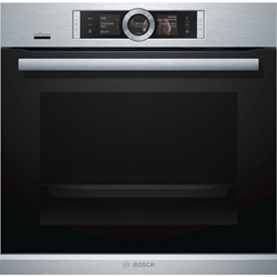 Picture of Bosch HRG6769S6 Series 8 built-in oven with steam support stainless steel