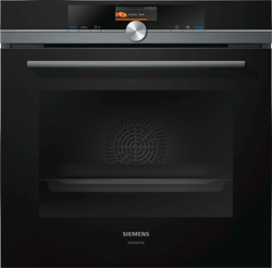 Picture of Siemens studioLine HM836GPB6 built-in oven with microwave function black