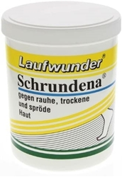 Picture of Laufwunder Schrundena  crack ointment for cracks, keratinization of the feet, 900 ml