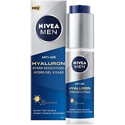 Picture of NIVEA MEN Anti-Age Hyaluron Hydro Gel, 50 ml