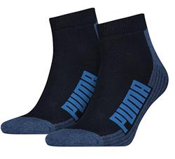Изображение PUMA Unisex Cushioned Quarter Socks Pack of 6