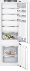 Picture of Siemens KI87SADE0 iQ500 Built-In Fridge Freezer Combination
