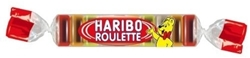 Picture of Haribo Roulette Rubber Candy,  (50 x 45 g)